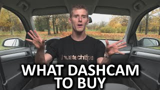 What Dashcam Should You Buy?