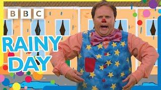 Rainy Day Activity Fun with Mr Tumble ☔️   CBeebies