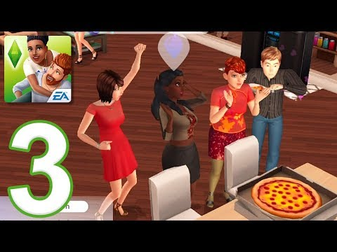 The Sims Mobile - Gameplay Walkthrough Part 3 (iOS, Android)