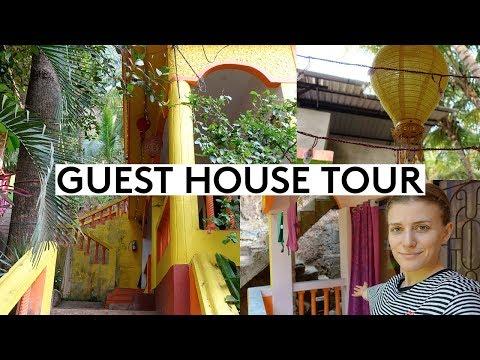 GOA GUEST HOUSE TOUR