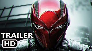 "TITANS ""Red Hood"" Trailer (2021) NEW, Season 3"