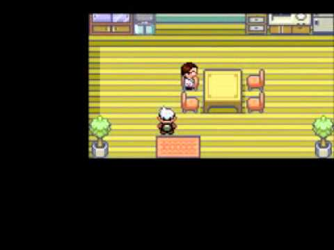 How to get rock smash in pokemon emerald