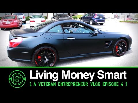 Ordinary to Extraordinary, Questions to Ask | Living Money Smart a Veteran Entrepreneur VLOG EP4