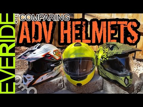 What's the BEST Helmet for YOUR Dual Sport, Enduro, or ADV Motorcycle? o#o