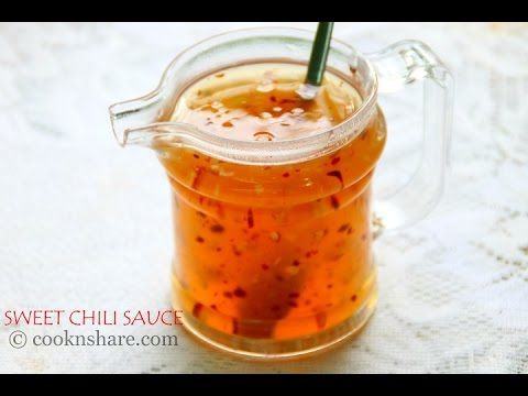 Sweet Chili Sauce - How to Series Episode 4