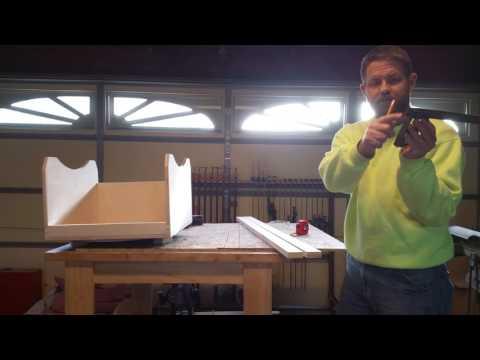 How to Make a Telescope: The Wheelbarrow Handles Part 1