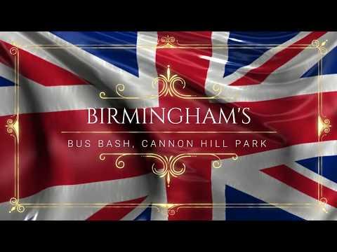 Birmingham Bus Bash 2017