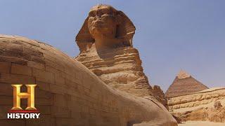 Ancient Aliens: The Sphinx and the Secrets of Atlantis (Season 9) | History