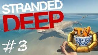 Stranded Deep - SHARK ATTACK! - Ep 3