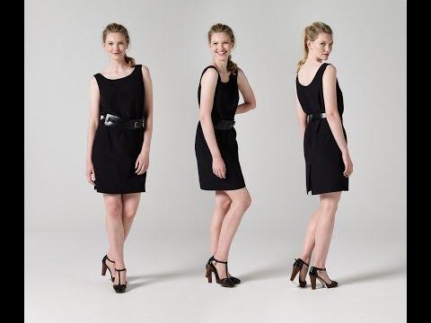 How to Make a Little Black Dress | Teach Me Fashion