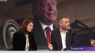 Discussion: Trump cancels UK visit