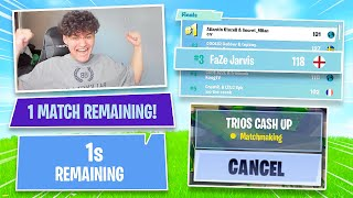 How Fortnite SCAMMED Me AGAIN in $1,000,000 Event