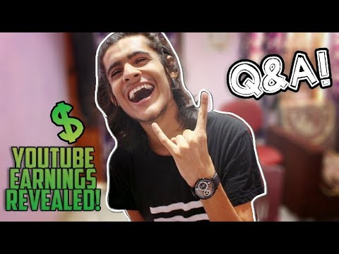Q&A Ep. 5 #AskNaman - YouTube Earnings Revealed, Carryminati Copy? Salman or SRK? and more!