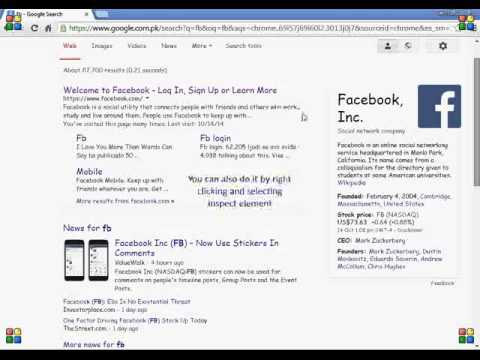 how to change font of google search in google chrome by sAlIk RaSoOl