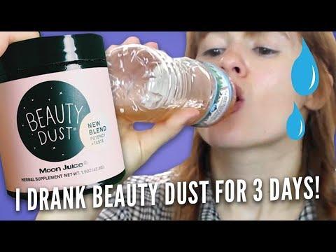 Beauty Dust by Moon Juice - Is it worth the Hype?