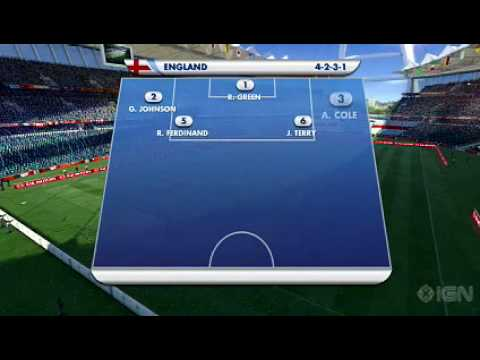 2010 FIFA World Cup South Africa Preview - Xbox 360 - Game Introductions