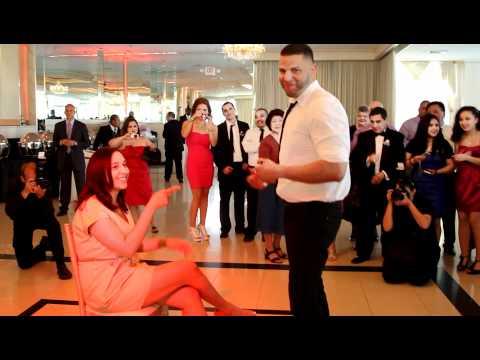 MAYLIN JAIRO WEDDING RECEPTION- BOUQUET AND GARTER BELT WINNERS