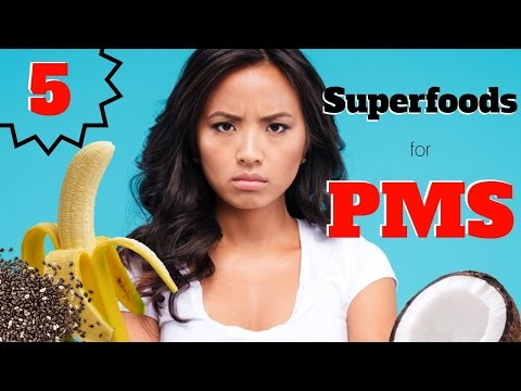 Top 5 Superfoods to Relieve PMS | Advanced Superfood Training