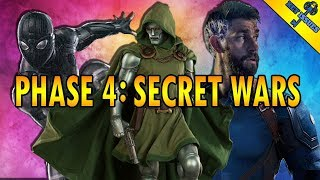Download MCU Phase 4: All Roads Lead to Secret Wars Video