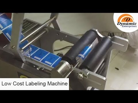 Low Cost Labeling Machine