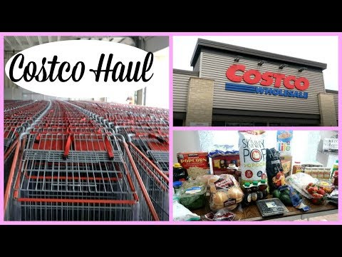 Costco Haul - Snacks For The Teens