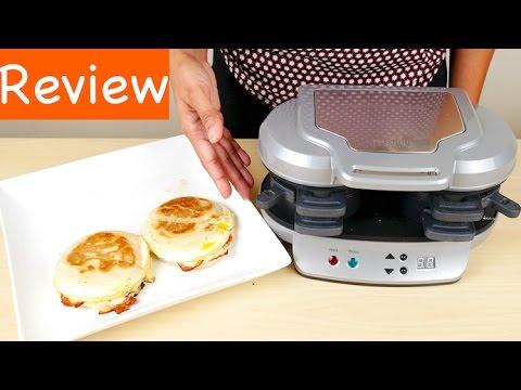 Hamilton Beach Dual Sandwich Maker Review