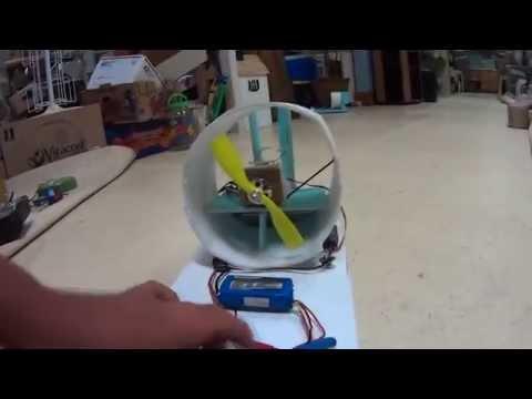 rc hovercraft DIY