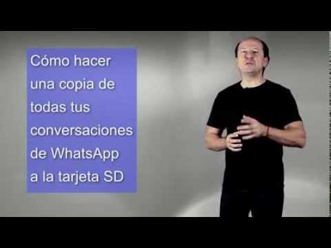 Tengo un dispositivo Android nuevo  ¿Cómo transfiero mi historial de chats de WhatsApp?