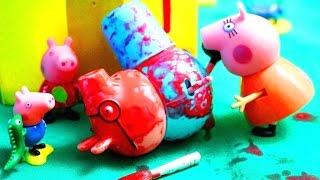 Игры свинка пеппа ремонт в доме