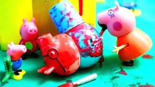 свинка пеппа игрушки баба яга смотреть онлайн