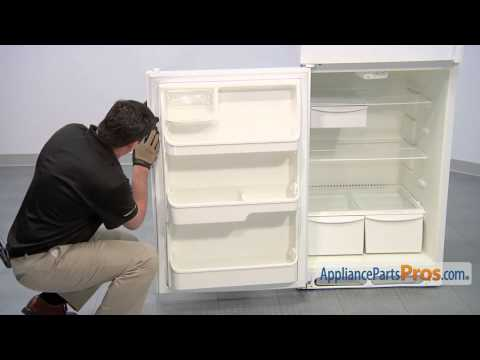 Refrigerator Door Gasket (part #241872513) - How To Replace