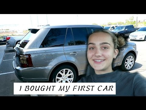 I BOUGHT MY FIRST CAR! | Range Rover