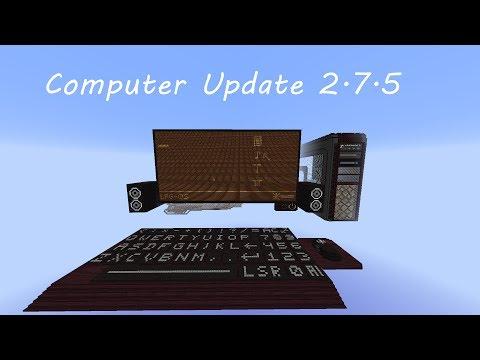 Computer Update 2.7.5