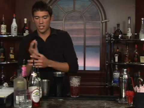 Vodka: Part 2 : How to Make the Absolut Symphony Vodka Drink