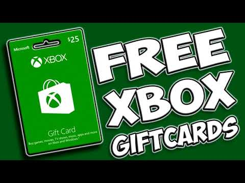 How To Get FREE Xbox Gift Cards In 2018 Fast + Easy