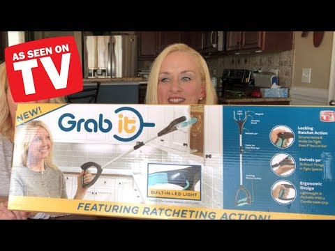 Grab It Review - As Seen On TV