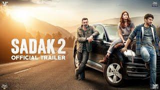 Sadak 2   Official Trailer   Sanjay   Pooja   Alia   Aditya   Jisshu   Mahesh Bhatt   28 Aug