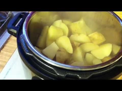 Instant Pot Potatoes Fast and Easy