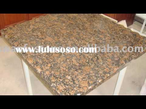 table with granite top