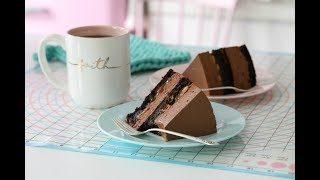 SNICKERS CAKE, HOW TO DO VIDEO