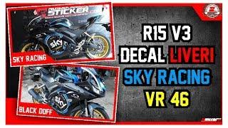 Decal r15 v3 sky vr | 46 team