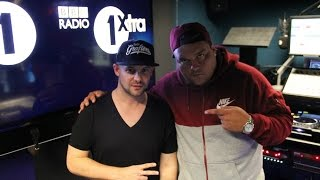 Fire in the Booth - Harry Shotta