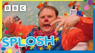 Mr Tumble's 'Splish! Splash! Splosh!' Playlist   CBeebies