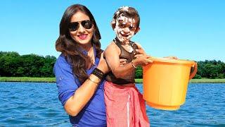 GUNDI KI WASULI CHOTU SE. PART-2 | पार्ट -2 गुंडी और छोटू | Khandesh Hindi Comedy | Chotu Comedy