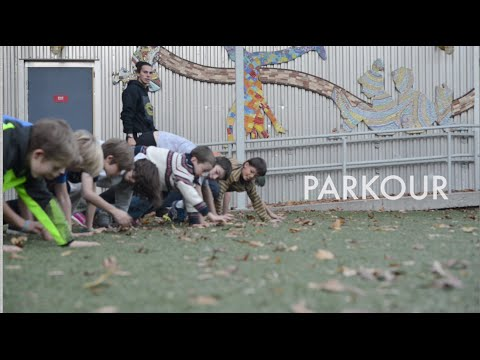 Kids Parkour Classes | Parkour Generations Americas