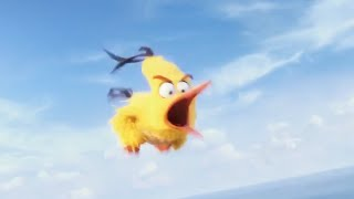 Angry Birds - Chuck Attacks | official FIRST LOOK clip (2016)