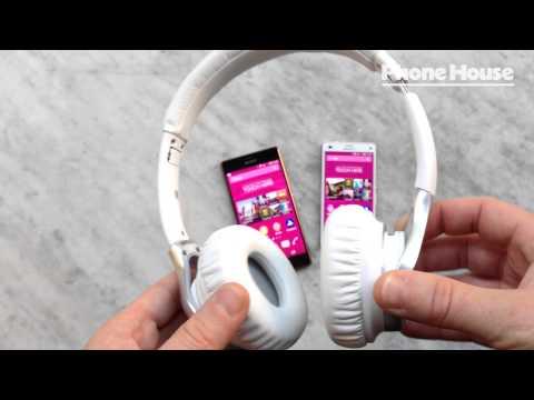 Hörlurar på köpet med Xperia Z3 och Z3 Compact