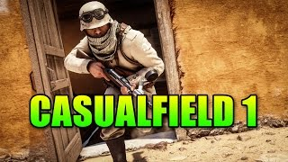 Casualfield 1 - Is Battlefield Getting Too Casual?