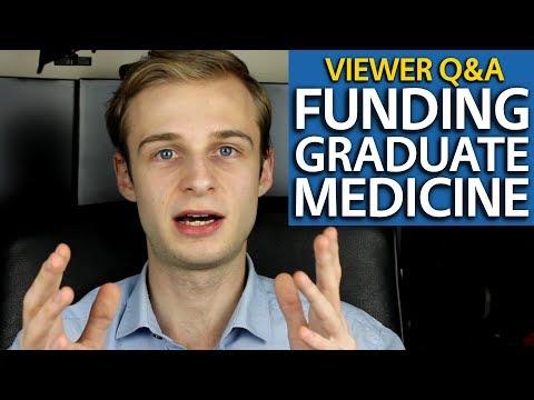 Q&A: Funding Graduate Entry Medicine | Postgradmedic