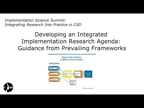 Brian Mittman: Developing an Integrated Implementation Research Agenda